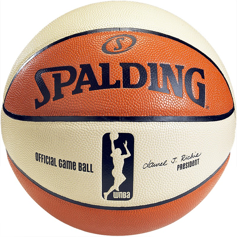 Official WNBA 6 Panels Game Ball