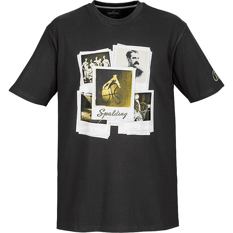 T-Shirt Spalding Legend ffde35504f