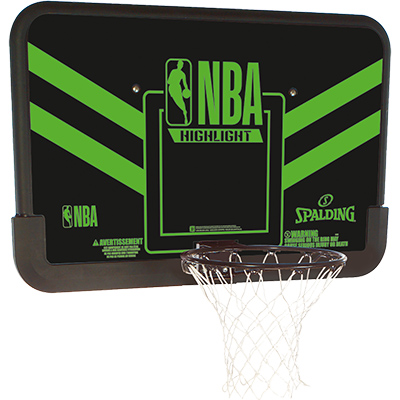 NBA Highlight Backboard